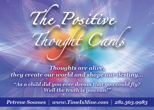 Petrene Soames' The Positive Thought Cards