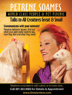Petrene Soames Pet Psychic