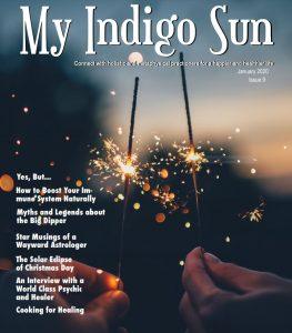 My Indigo Sun - World Class Psychic Petrene Soames